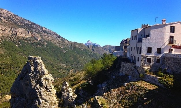 A day trip to Guadalest, Spain