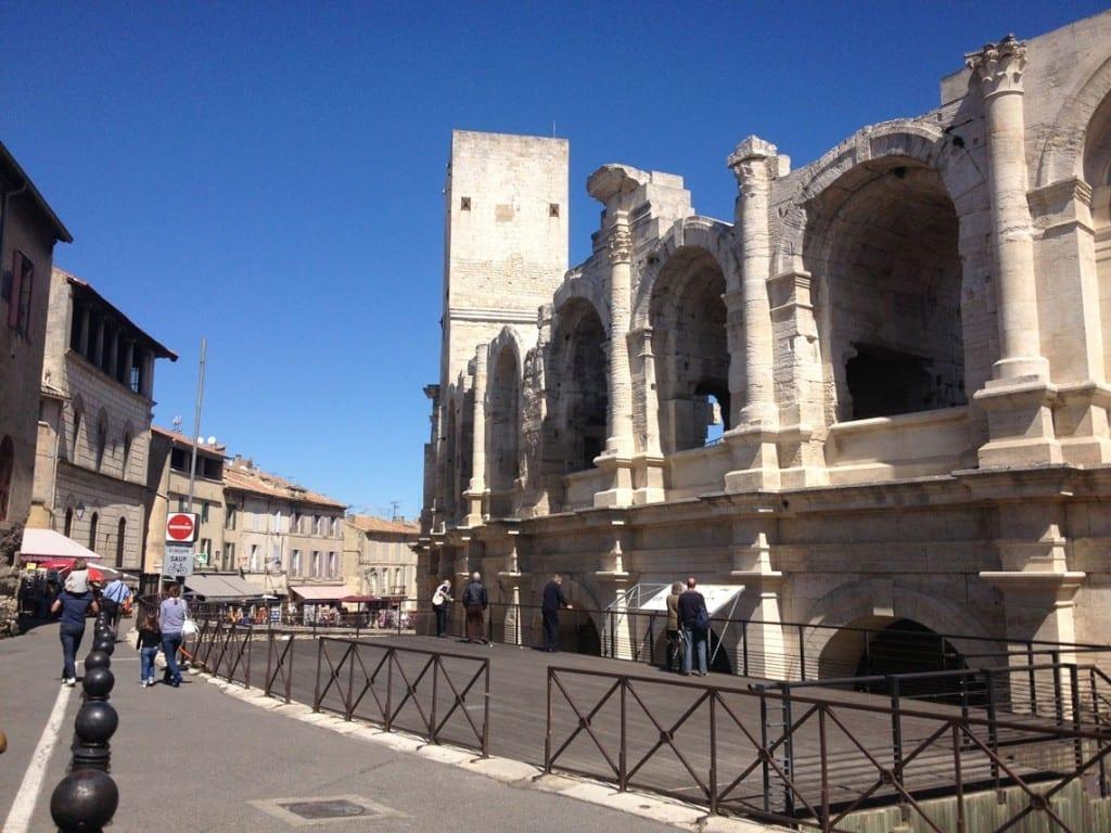 Arles Roman Arena