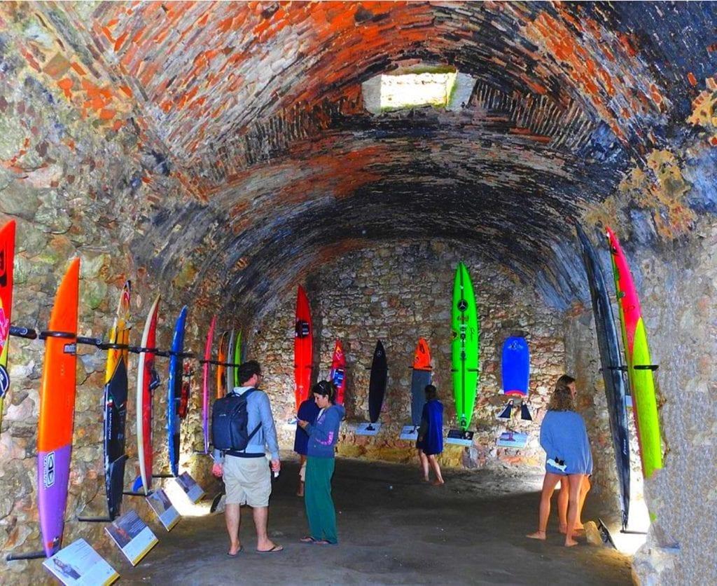 Nazare surf museum