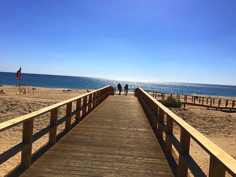 Alvor Beach