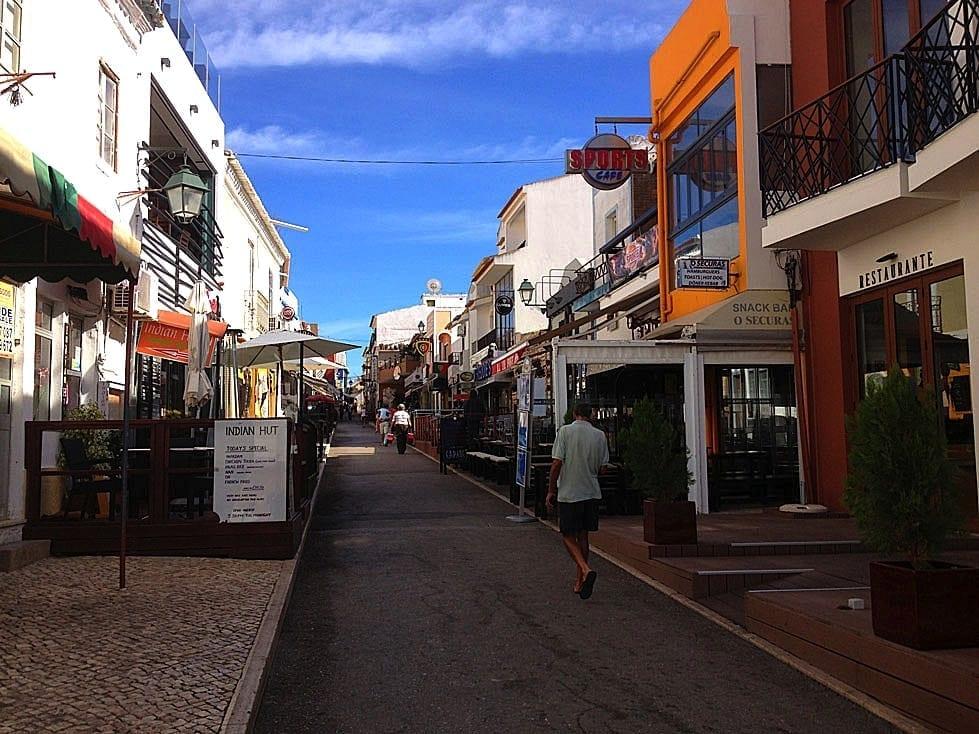 Alvor town