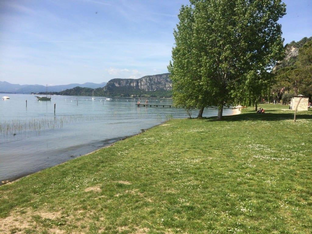 Along the shores of Lake Garda