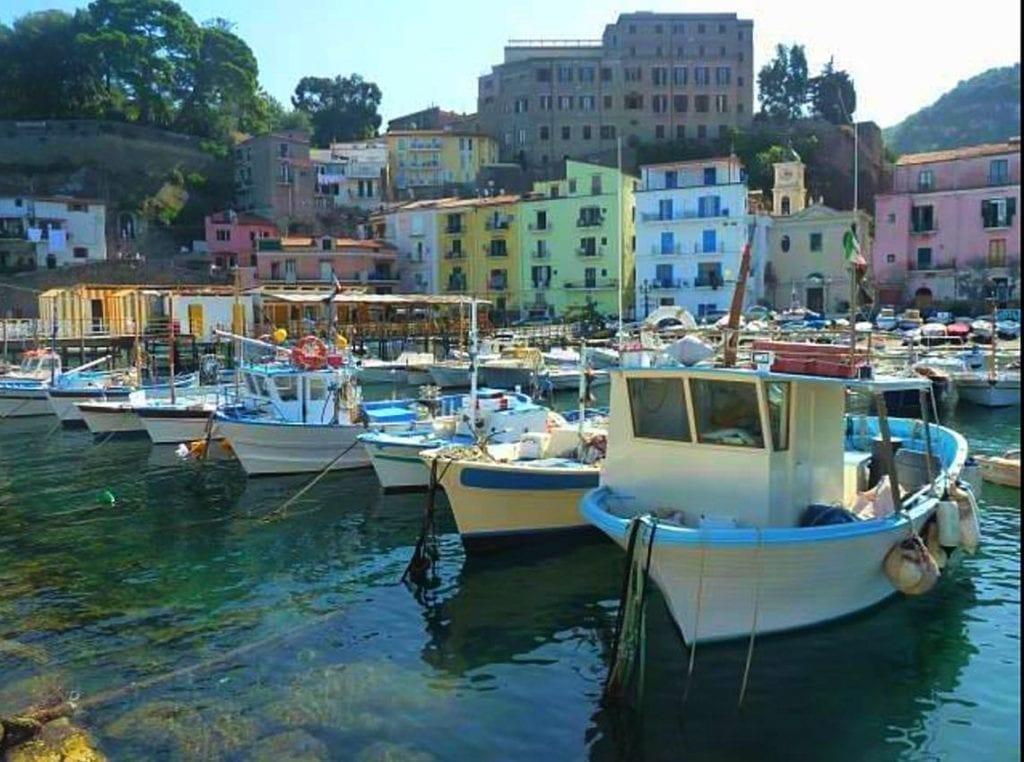 Marina Grande, Sorrento, Italy