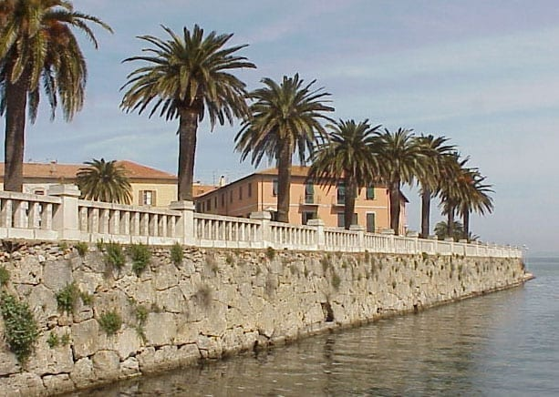 Orbetello in Tuscany | Rome