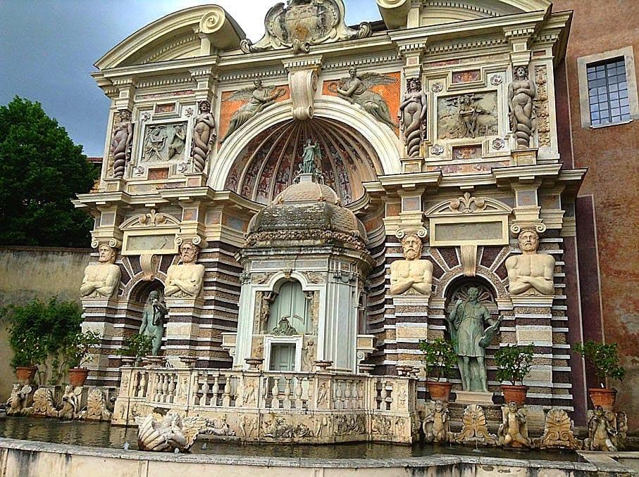 Villa-DEste, Tivoli