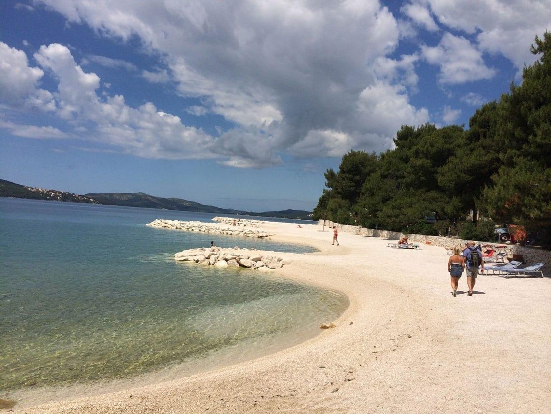 Rozac campsite Trogir, Croatia