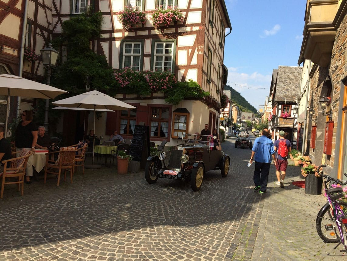 Bacharach & Oberwessel, Germany
