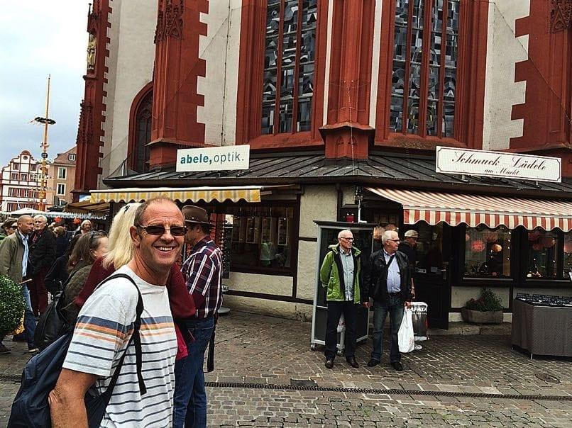 Ray in Wurzburg