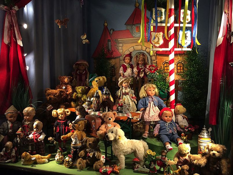 Rothenburg Toy Shop