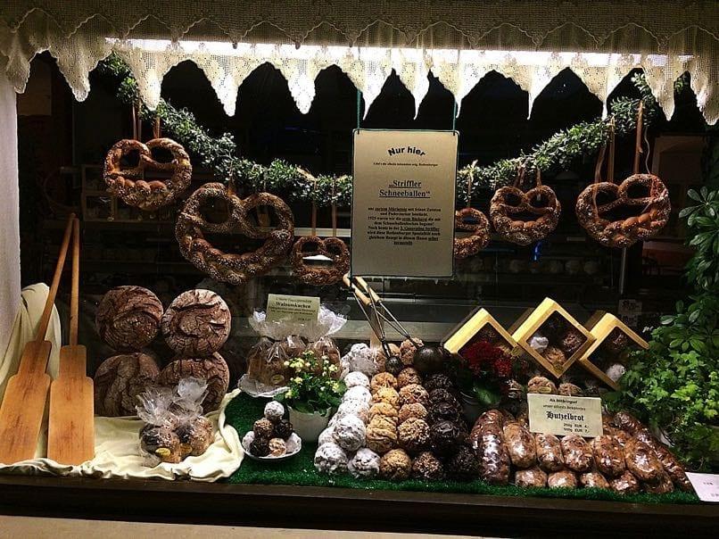 Rothenburg Bakery Shop