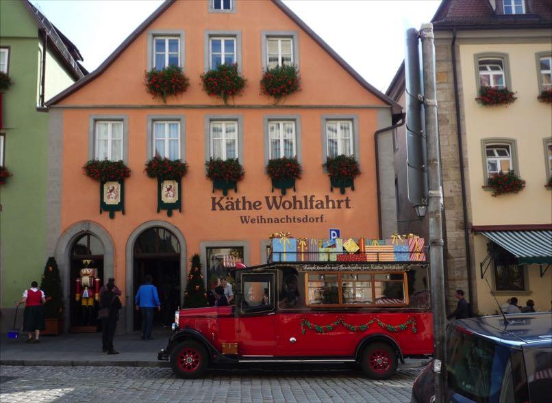 Toy Shop in Rothenburg
