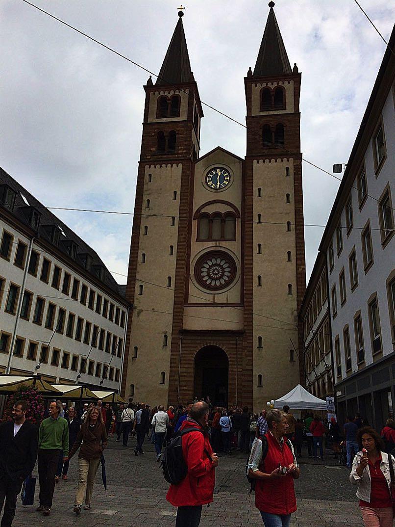 Cathedral Maravillosa, Wurzburg