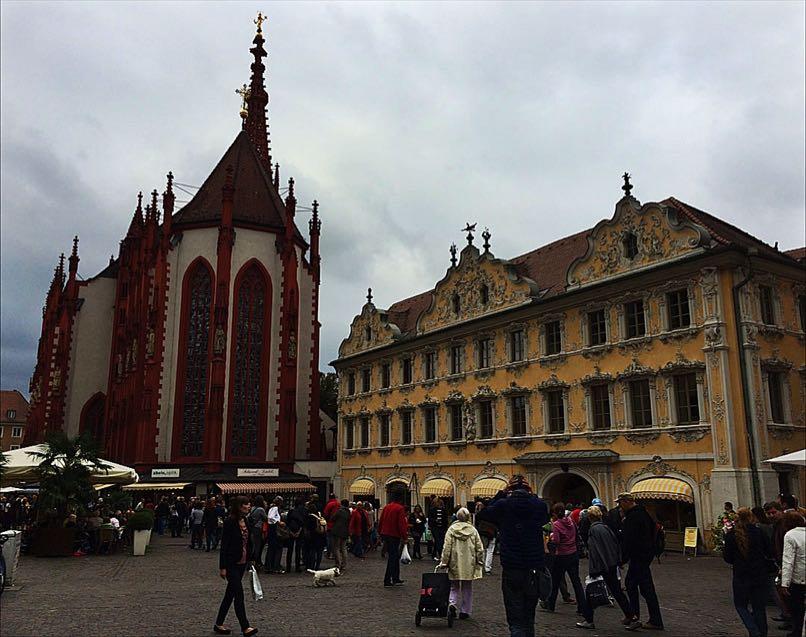 Market Square, Wurzburg