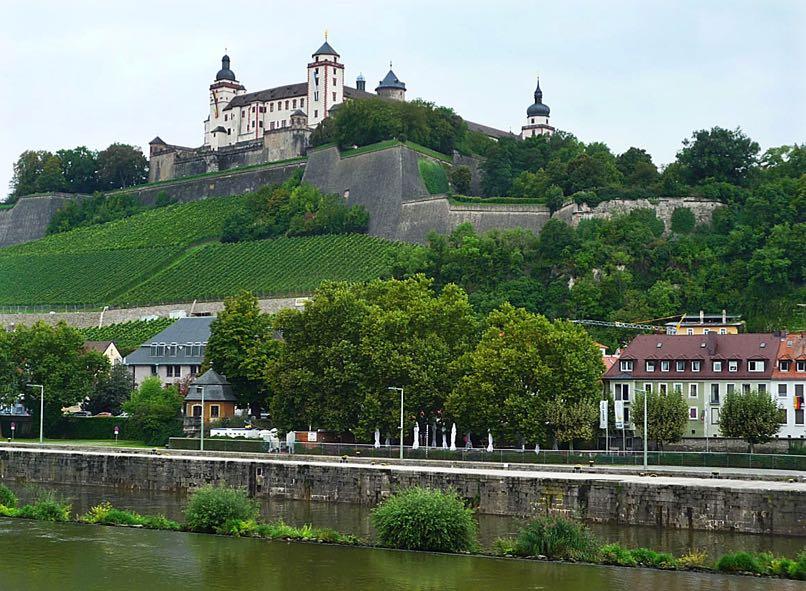 The Romantic Road, Wurzburg, Germany