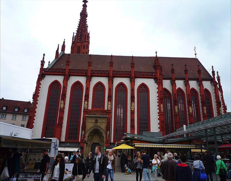 Marien Chapel in Wurzburg