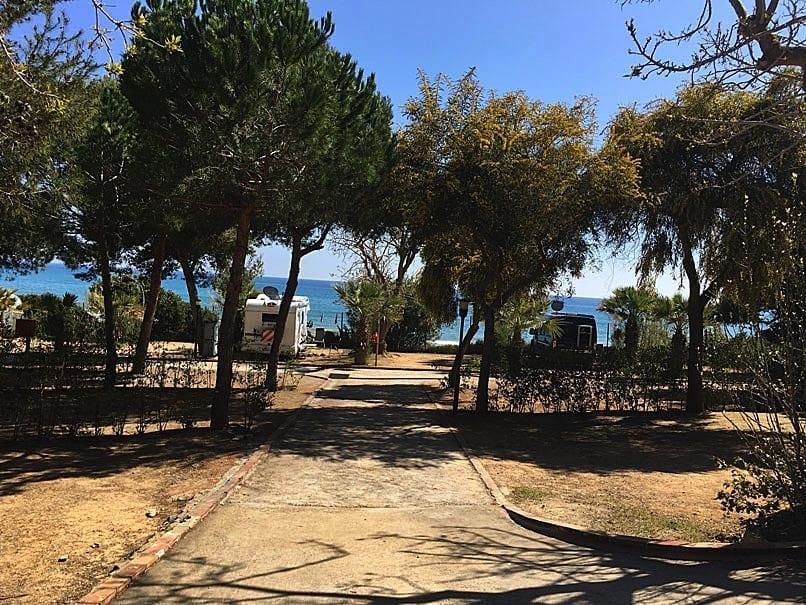 Camping Torre de la Mora, Tarragona, Spain