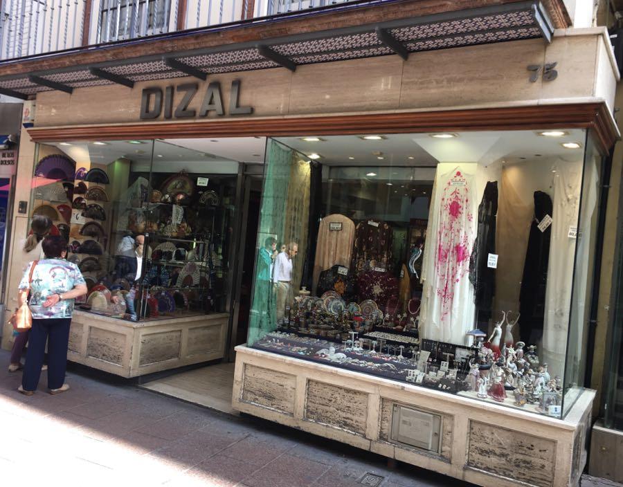 Seville shop
