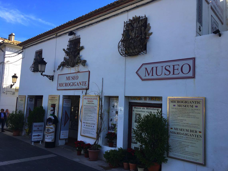 Museum Microgigante, Guadalest
