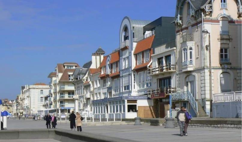 Wimereux, Cote d'Opale, France