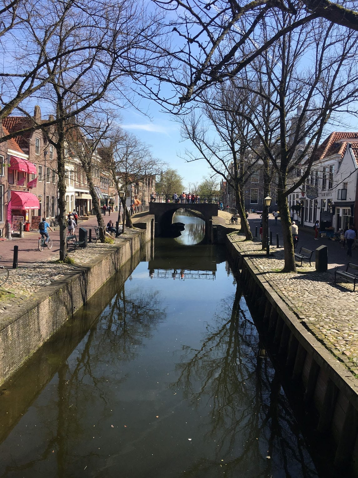 Edam-Holland-River