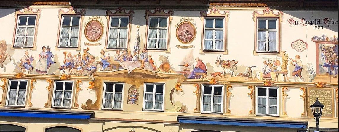 Oberammergau, Bavaria