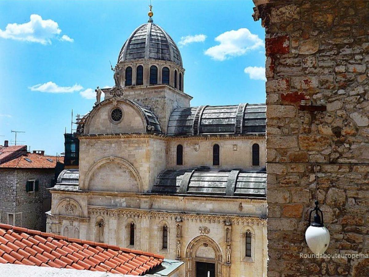 St James Cathedral, Sibenik