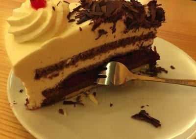 Black Forest Gateau, Triberg