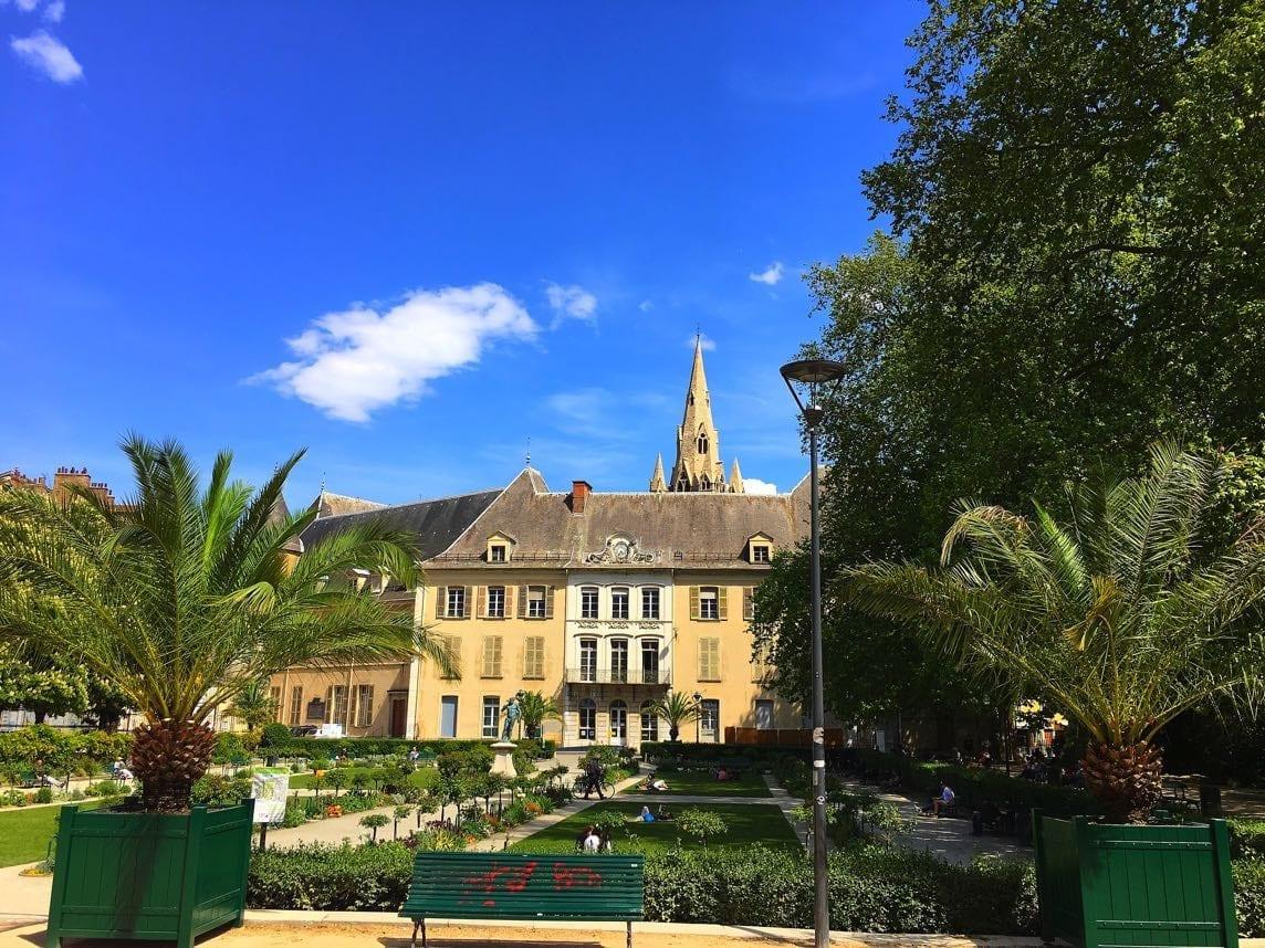 Primavera em Grenoble