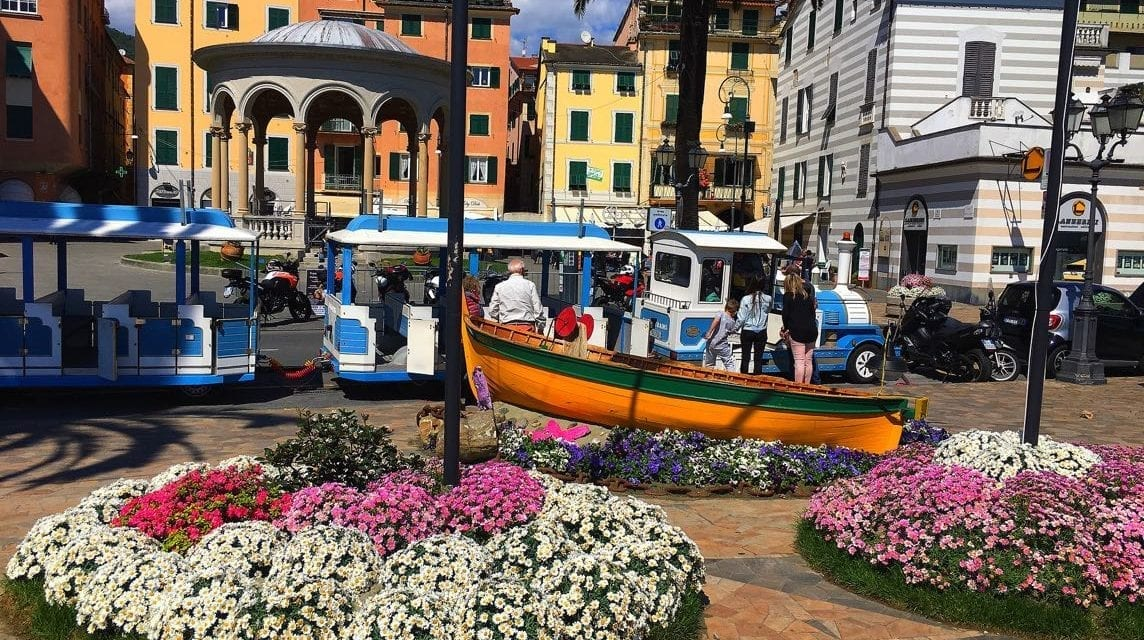 Rapallo, The Italian Riviera