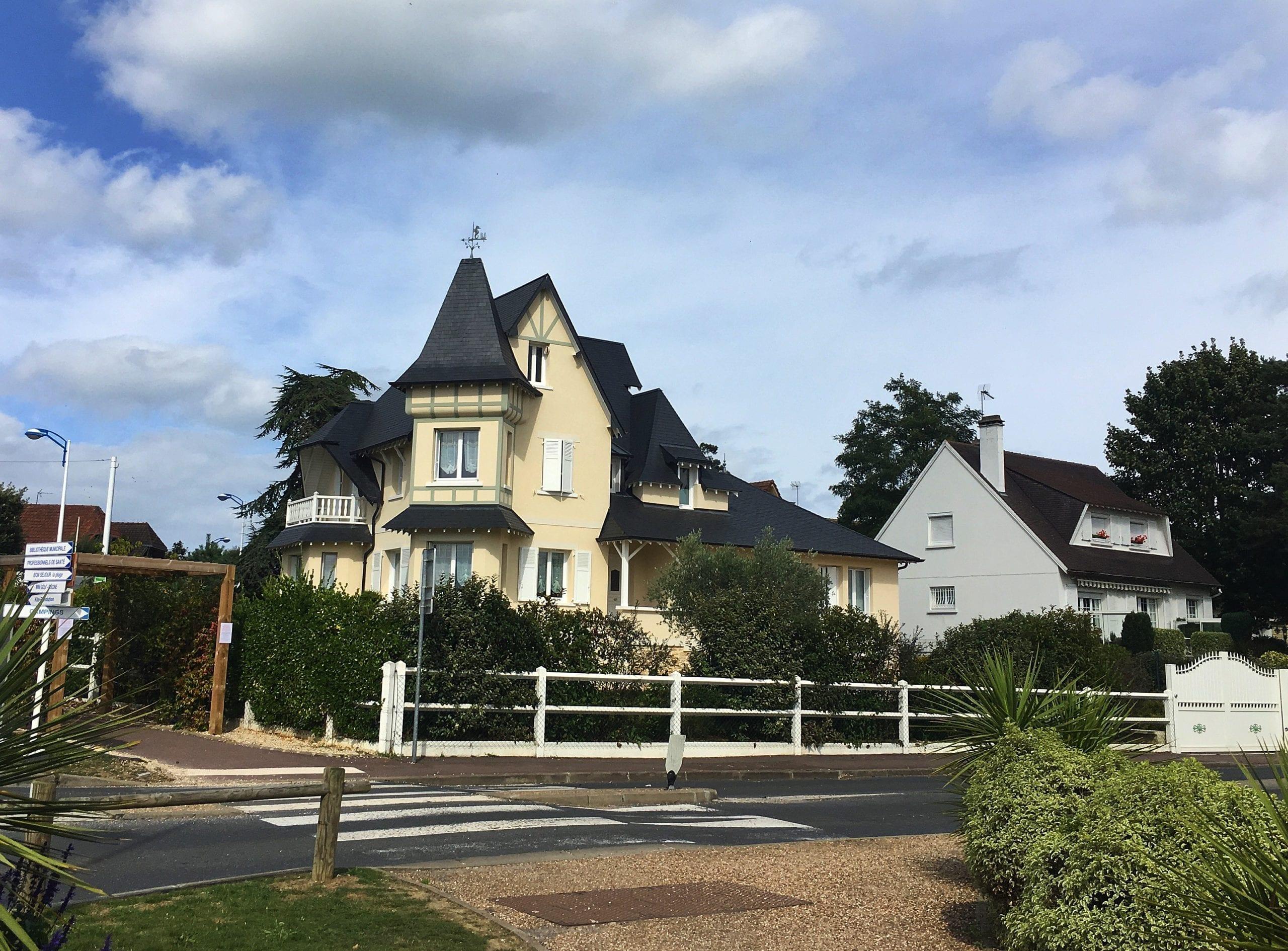 House in Merville-Franceville