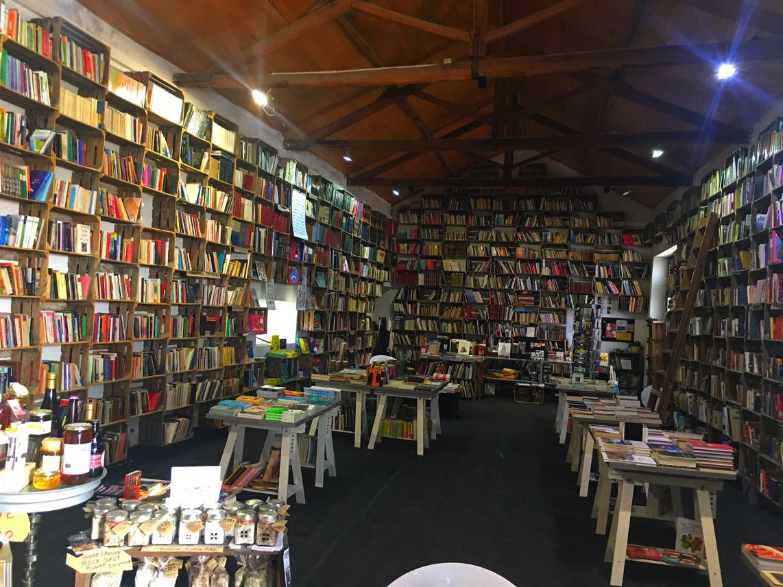 book shop in Obidos