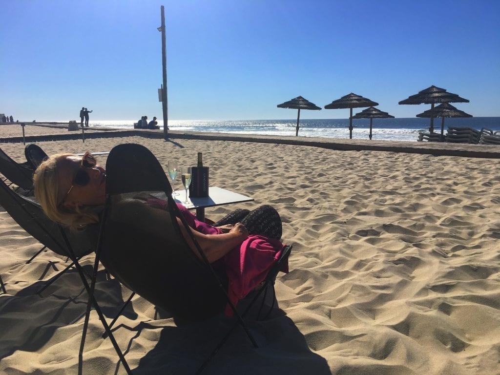 Beach, Costa Nova, Portugal