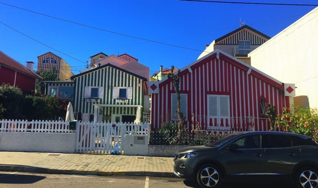 Houses Costa Nova Portugal