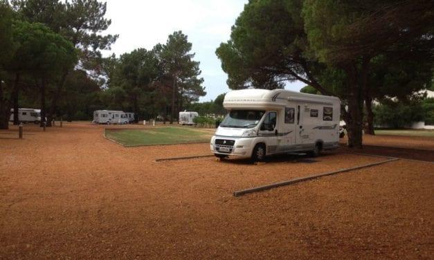 Algarve Motorhome Park, Falésia, Albufeir