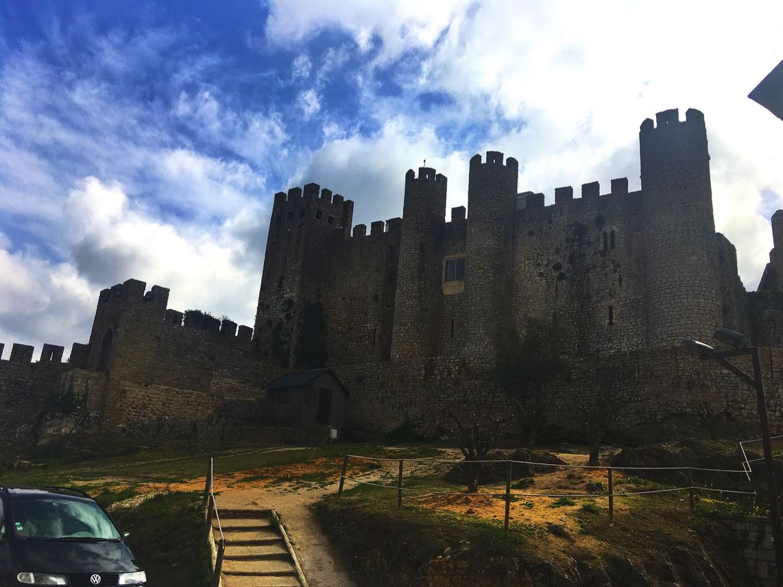 Obidos Castle Hotel