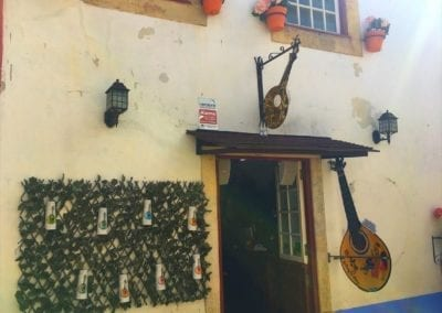 Music shop-Obidos