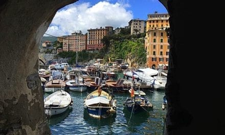 Camogli, The Italian Riviera