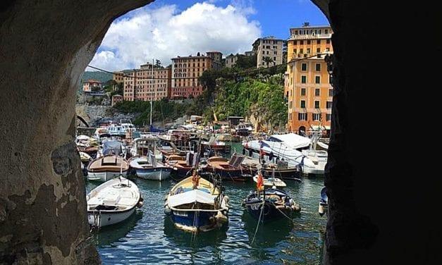 Camogli, The Italian Riviera
