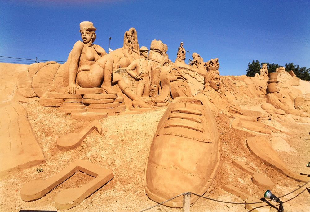 Fiesa-Sandcity FIESA-International-Sand-Sculptures