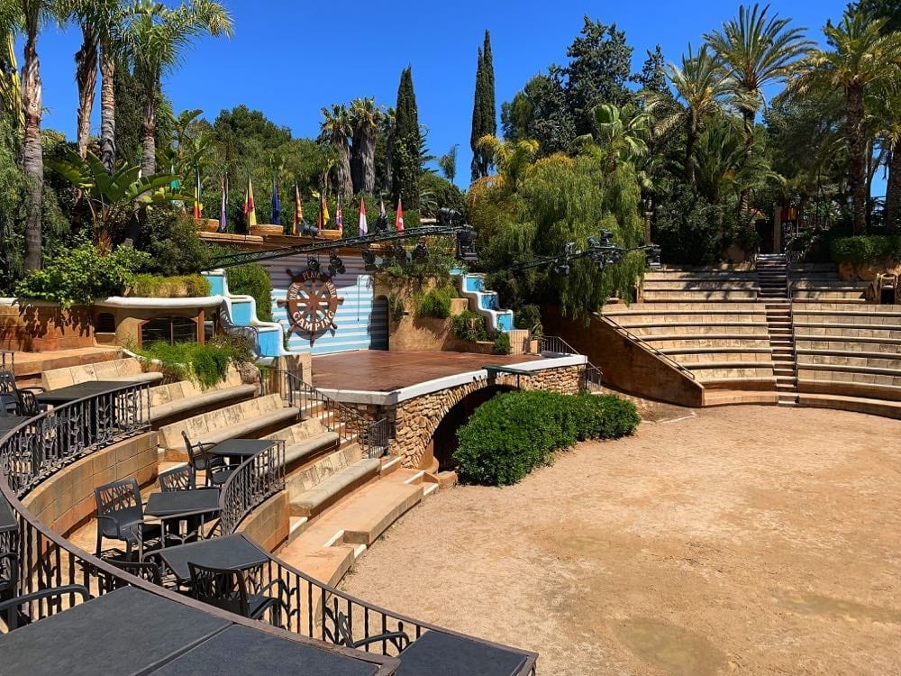 Camping-Bara-Amphitheatre-Tarragona