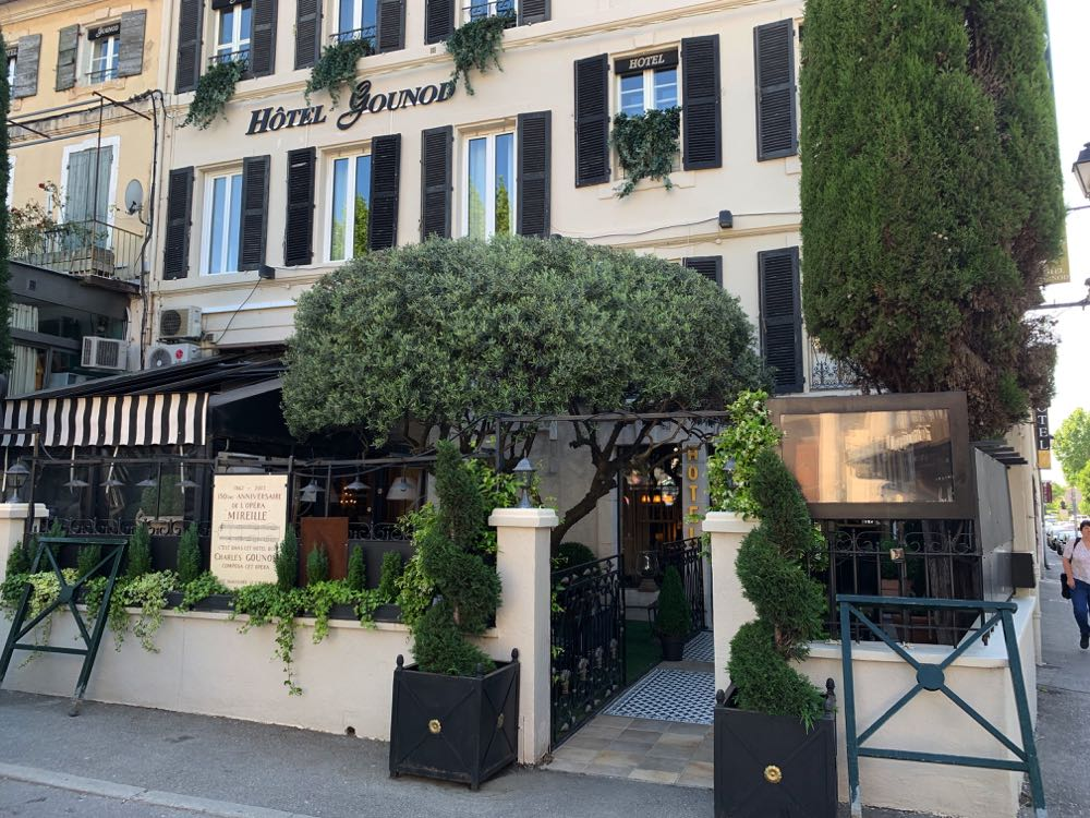Hotel in Saint-Remy-Provence