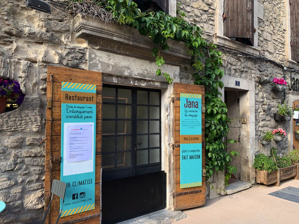 Restaurant in Saint-Remy-Provence