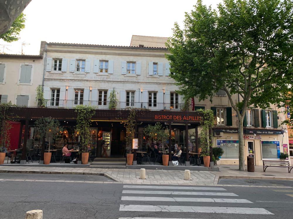 Restaurant in Saint-Remy-de-Provence