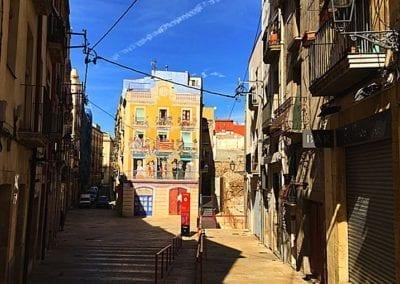 Tarragona-Building