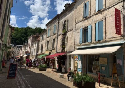 Brantome-old-town