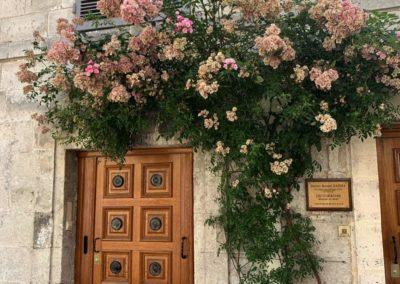 Flowers-frontdoor
