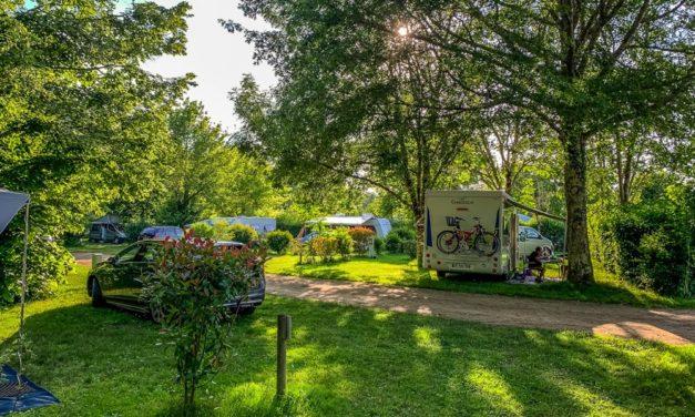 Camping Brantome Peyrelevade Review