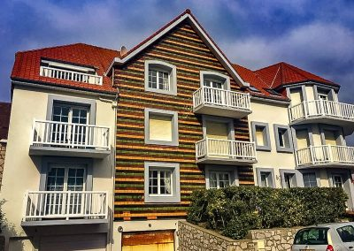 Houses-Wimereux